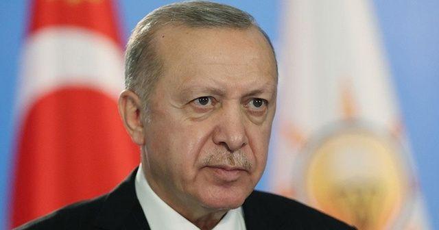 Cumhurbaşkanı Erdoğan: Devletimizin güvenliğine kasteden hiç kimse millet nezdinde itibar bulmaz