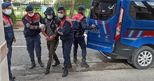DEAŞ üyesi olduğu iddia edilen kişi Manisa'da yakalandı