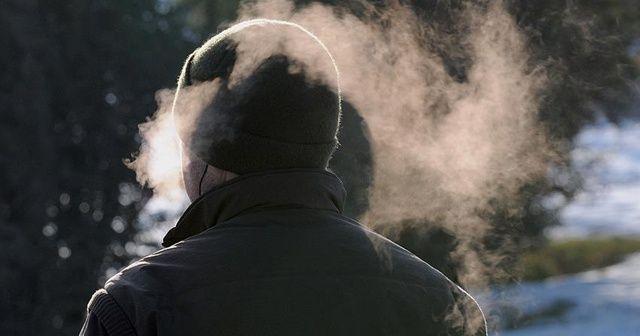 Doğu Anadolu'da en düşük sıcaklık Ağrı'da ölçüldü