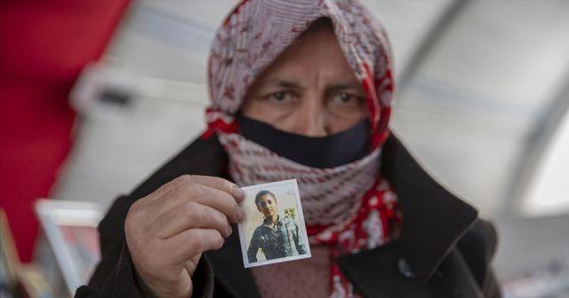 Evlat nöbetine katılan anne Nihari Turan: Kızımı çok özledim, dönsün evine