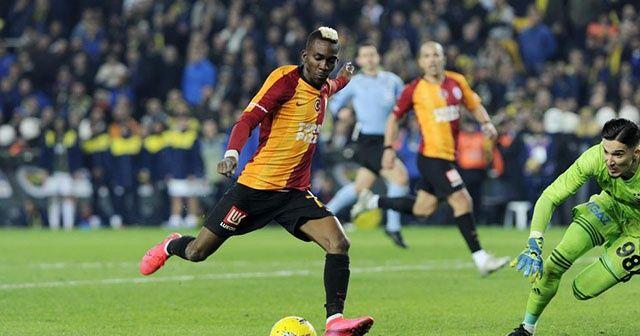 Galatasaray Kadıköy'de 3 maçtır yenilmiyor