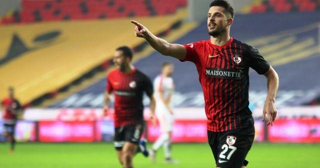 Gaziantep FK sahasında Göztepe'yi yendi