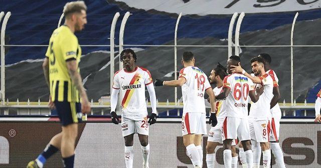 Göztepe İstanbul deplasmanında 9 maç aradan sonra kazandı