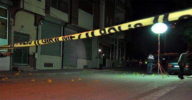 İki grup arasında çıkan silahlı kavgada 1 kişi yaralandı