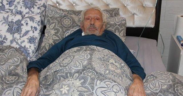 İki kez solunumu, bir kez kalbi durdu! 89 yaşında Covid-19'u yendi