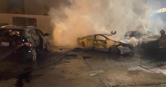 Irak'ta Yeşil Bölge'ye roketli saldırı düzenlendi