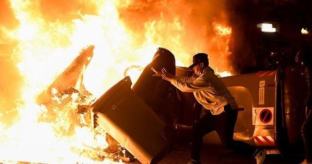 İspanya'da Hasel'e destek gösterileri 6. gününü doldurdu