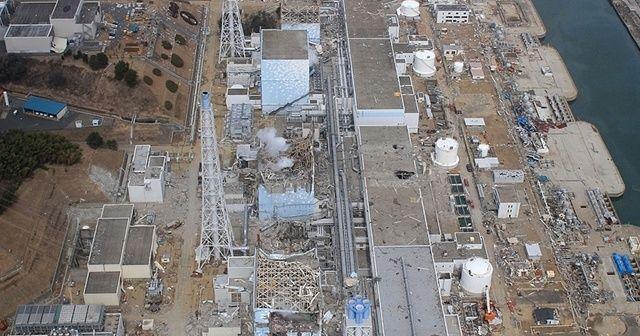 Japonya'daki radyoaktif suyu koruyan 53 tank yerinden oynadı