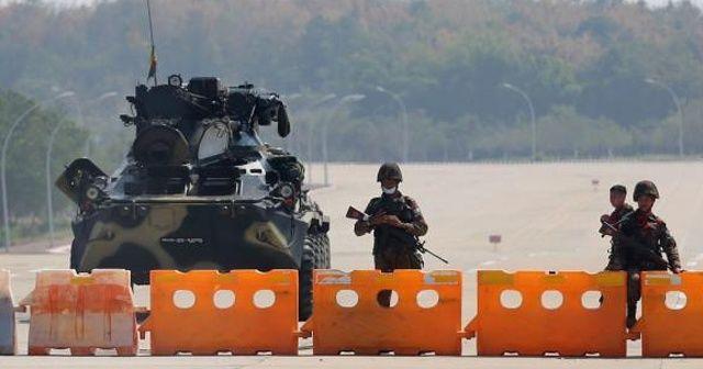 Kanada'dan Myanmar'daki 9 askeri yetkiliye yaptırım