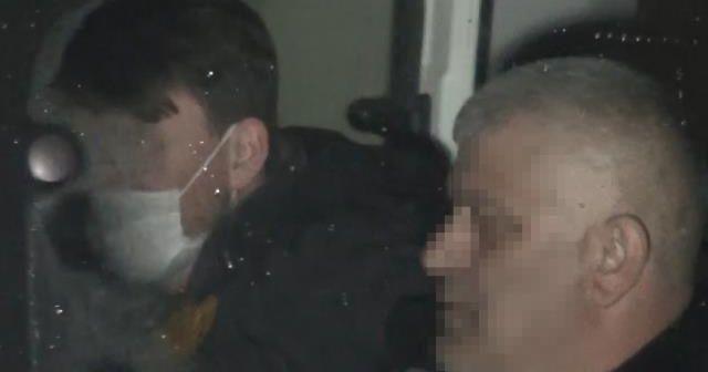 Kız arkadaşını öldürüp rehin alan şahıs ikna edilerek gözaltına alındı