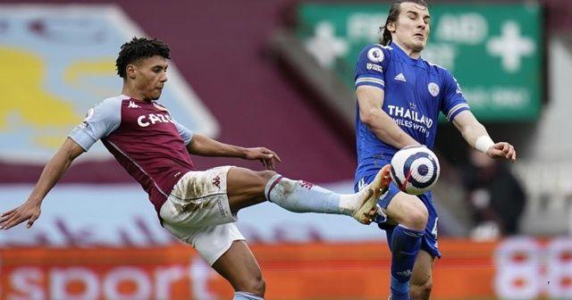 Leicester City, Aston Villa deplasmanında kazandı