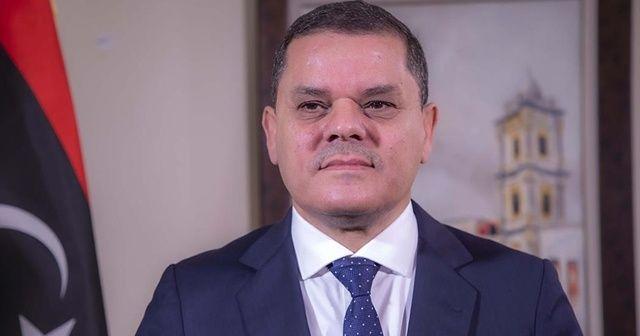 Libya Başbakanı Dibeybe, hükümet listesini güvenoyu için Temsilciler Meclisine sundu