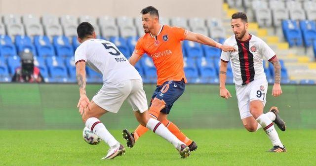 Medipol Başakşehir'in ligdeki galibiyet özlemi altı maça çıktı