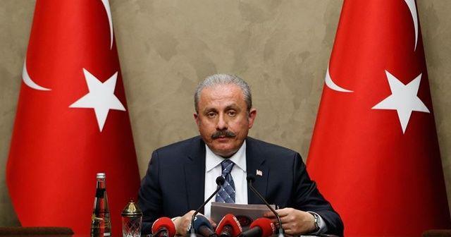 Mustafa Şentop, 33 milletvekili fezlekesini Anayasa ve Adalet Karma Komisyona sevk etti