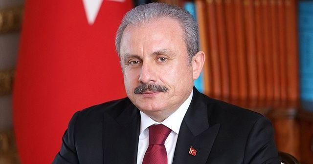 Mustafa Şentop: Stratejik ortaklık seviyesine çıkarıldı