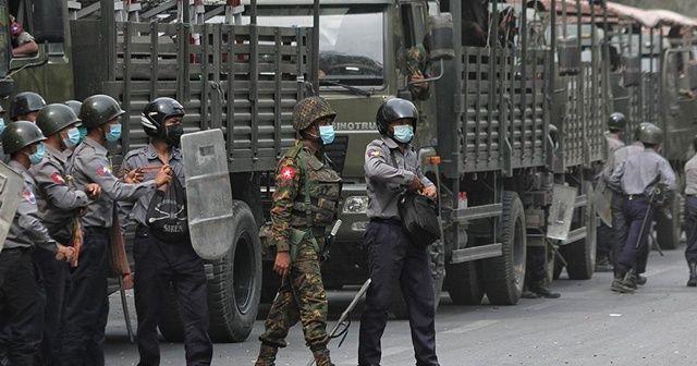 Myanmar'da askeri yönetim seçim sonuçlarını geçersiz saydı