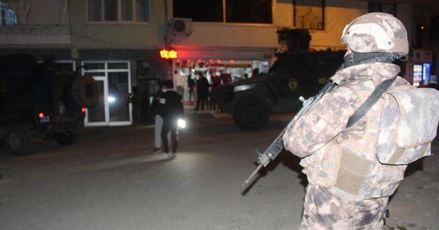 Özel harekat polislerinden DAEŞ operasyonu