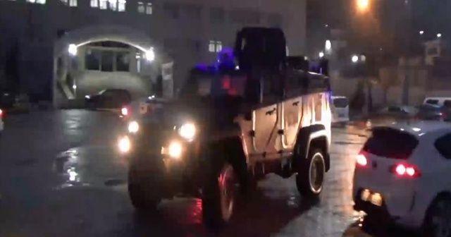 Şırnak'ta PKK/KCK, FETÖ/PDY operasyonu: 22 gözaltı