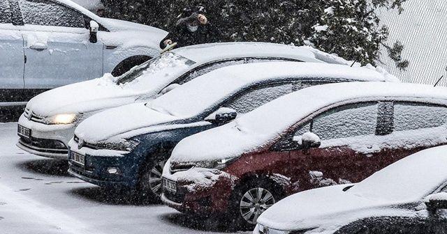 Soğuk hava hafta sonuna kadar etkili olacak