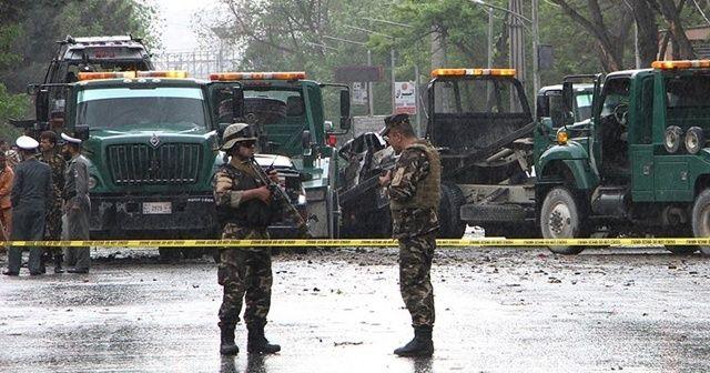 Taliban polis karakoluna saldırdı: 5 ölü