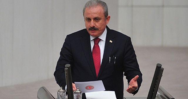 TBMM Başkanı Şentop'tan AYM'ye Berberoğlu mektubu