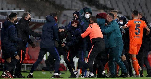 TFF Süper Kupa'daki olayların cezaları belli oldu