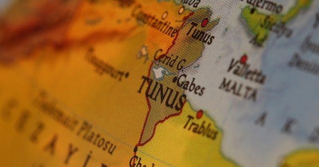 Tunus'ta askeri araca saldırı: 4 ölü