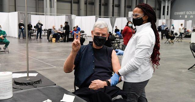 Volkan Bozkır, Kovid-19 aşısı oldu