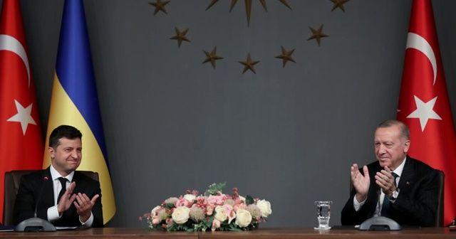Zelenskiy, Erdoğan'ın doğum gününü kutladı