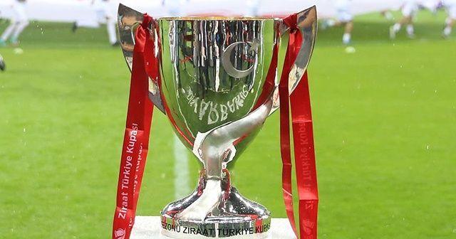Ziraat Türkiye Kupası'nda çeyrek final heyecanı başlıyor