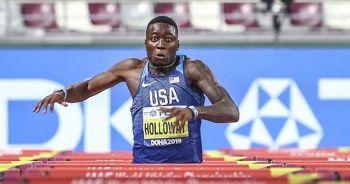 ABD'li atlet 27 yıllık dünya rekorunu kırdı