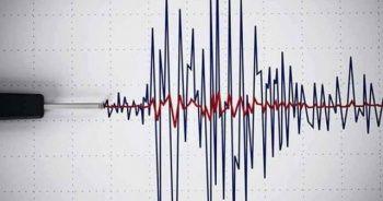 Afyonkarahisar'da 4 büyüklüğünde deprem