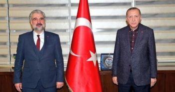 AK Parti İl Başkanlığı'nda Osman Nuri Kabaktepe dönemi
