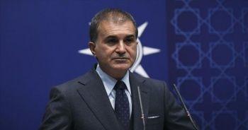 AK Parti Sözcüsü Çelik'ten tepki