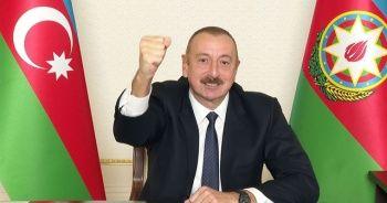 Aliyev, işgalden kurtarılan bölgeleri ziyaret etti