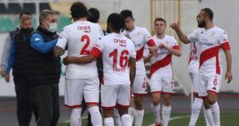 Antalyaspor, alt sıralardan kurtuldu
