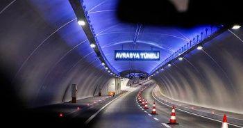Avrasya Tüneli geçiş ücretlerine zam yapıldı