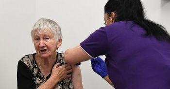 Avustralya'da ilk Covid-19 aşısı yapıldı