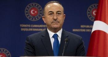 Bakan Çavuşoğlu'ndan Batı'nın terörizme sessiz kalmasına tepki!