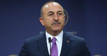 Bakan Çavuşoğlu'ndan şehit vatandaşlar için başsağlığı