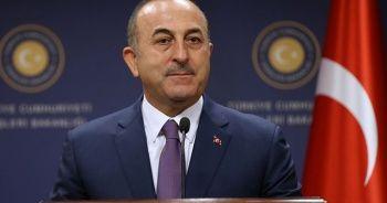 Bakan Çavuşoğlu: Türkiye, Körfez bölgesinin birlik, refah ve güvenliğini destekliyor