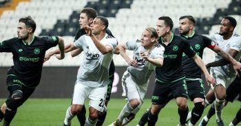 Beşiktaş kupada tur için Konyaspor karşısında