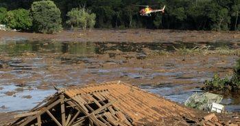Brumadinho felaketi için 6,8 milyar dolar tazminat
