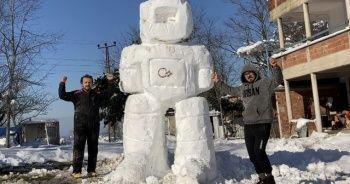 Bu da 'kardan astronot'