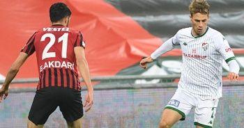 Bursaspor'da en çok transfer teklifi İsmail Çokçalış'a geldi