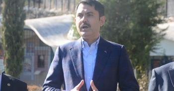 Çevre ve Şehircilik Bakanı Murat Kurum: Seçimler 2023'te olacak