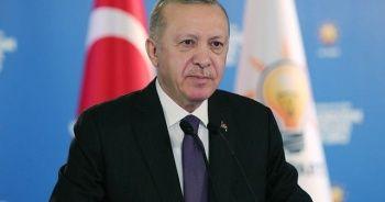 Cumhurbaşkanı Erdoğan: CHP yönetimi ayağına taş değse AK Parti'yi suçluyor