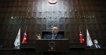 Cumhurbaşkanı Erdoğan'dan net açıklama: Teröristleri inlerinde bitireceğiz