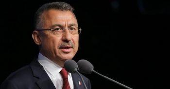 Cumhurbaşkanı Yardımcısı Oktay'dan şehit asker için başsağlığı