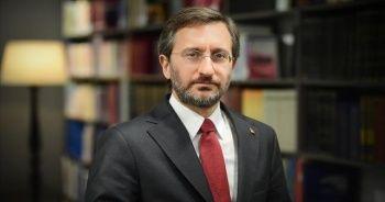 Cumhurbaşkanlığı İletişim Başkanı Altun'dan NATO'ya terörle mücadelede dayanışma çağrısı